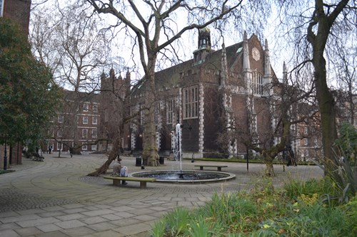 Fountain Court, Middle Temple