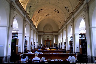 UCL reading room