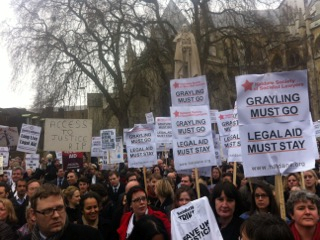 Legal aid - Westminster