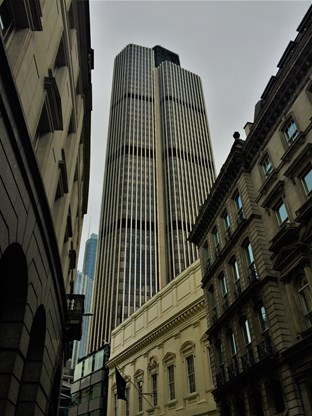Taylor Vinters - Tower 42