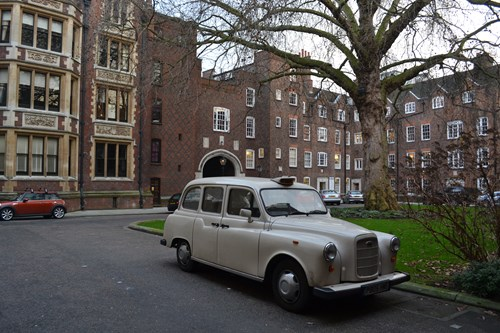 Old Square, Lincoln's Inn